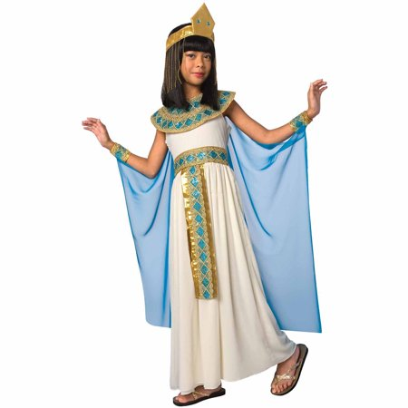 Cleopatra Deluxe Child Halloween Costume - Cleopatra Costume For Child