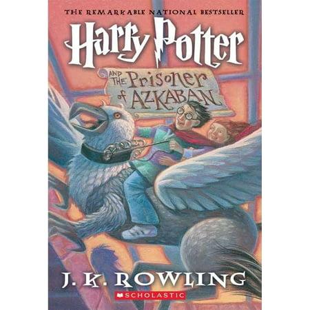 Harry Potter: Harry Potter and the Prisoner of Azkaban (Hardcover)