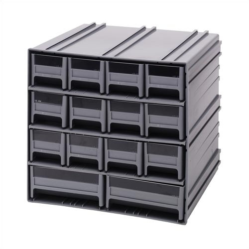 Quantum Storage Drawer Interlocking Storage Cabinet