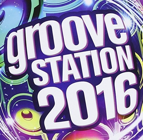 Groove Station 2016 - Groove Station 2016 [CD]