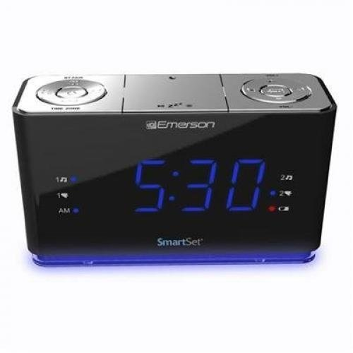 Emerson SmartSet Clock Radio