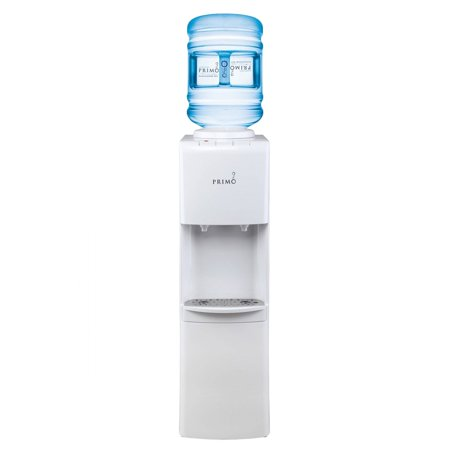 Primo Top Loading 3 Or 5 Gallon Hot   Cold Water Cooler  White  Refurbished