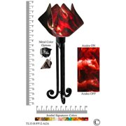 Jezebel Gallery Signature Torch 20'' H Table Lamp with Novelty Shade