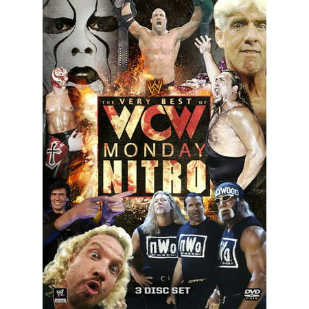 The Very Best of WCW Monday Nitro (DVD)