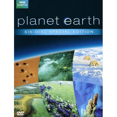 Planet Earth  Six Disc Special Edition