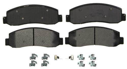 2009 2010 2011 Fit Toyota Matrix 1.8L OE Replacement Rotors w//Ceramic Pads F