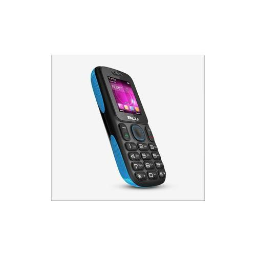 Blu Tank T190i GSM Unlocked Phone (Black/Blue)