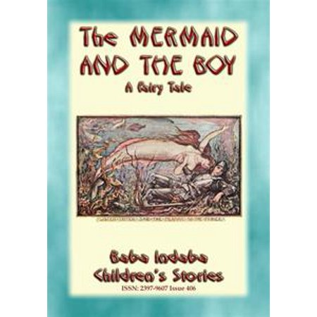 Fairy Tale Books For Boys (THE MERMAID AND THE BOY - A Sami Fairy Tale -)