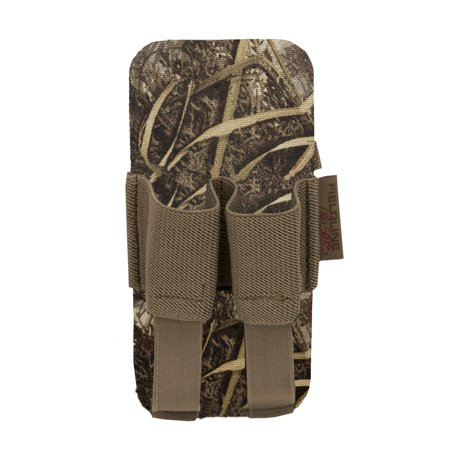 Deer Cover (Fieldline Pro Series Large 2 Unit Scent Accessory Holder, Realtree Max 1 XT Camouflage for Deer Scent, Cover Scent, or Bug)