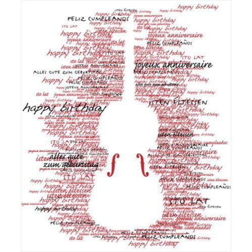Angele Dubeau & La Pieta - Happy Birthday [Card & Cd] [CD]
