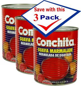 Conchita guava marmalade. 32 oz Pack of 3