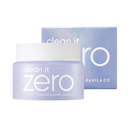 ([ Banila co ] Clean it Zero Cleansing Balm Purifying 100ml 2018 NEW)