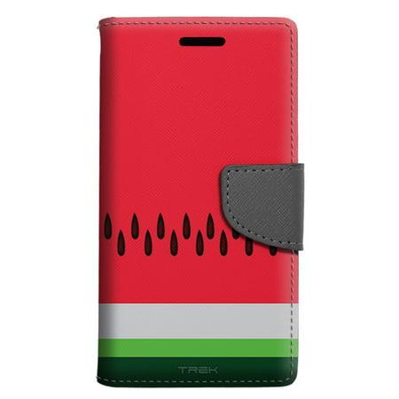 info for c6060 b3b91 LG G Stylo 2 Wallet Case - Watermelon Case