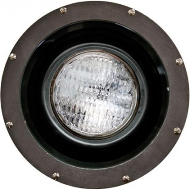 Dabmar Lighting FG4385 Fiberglass In-Ground Well Light, Bronze