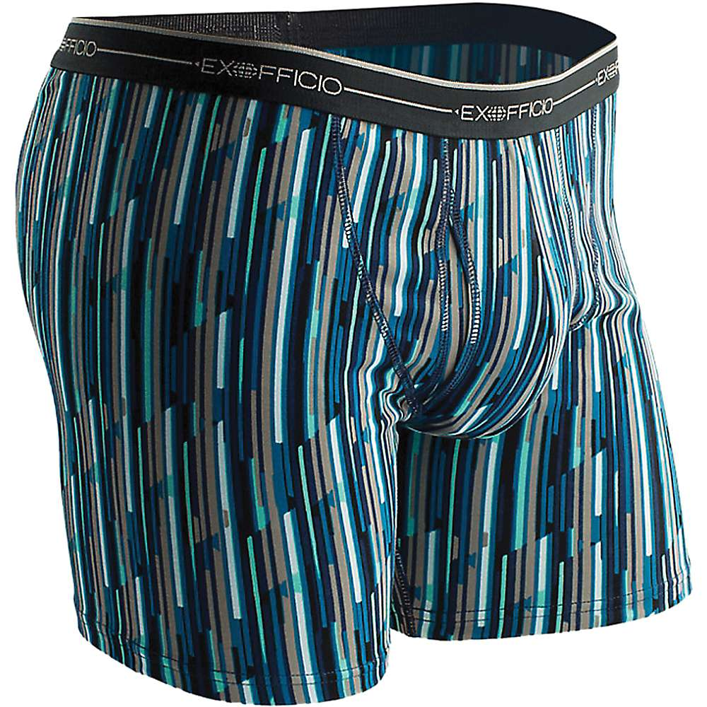 ExOfficio Men's Sol Cool Print Boxer Brief by ExOfficio