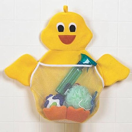 DUCK Toy Bag for Bathroom Wall