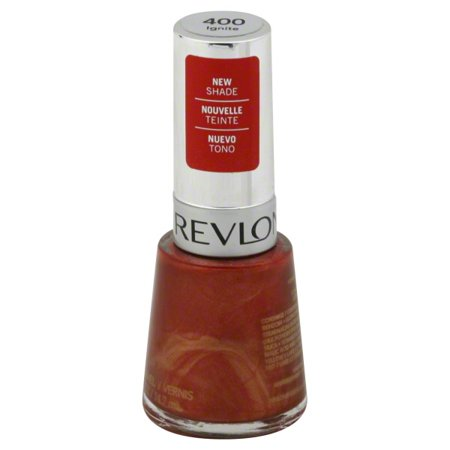 Revlon Top Speed Fast Dry Nail Enamel, .5oz - 400 Ignite