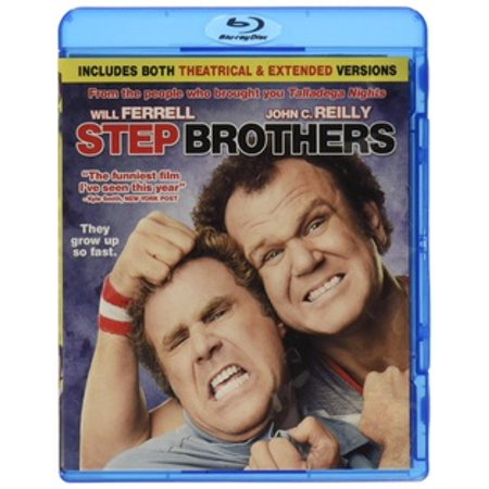Step Brothers (Blu-ray) (Step Brothers Best Friends Scene)