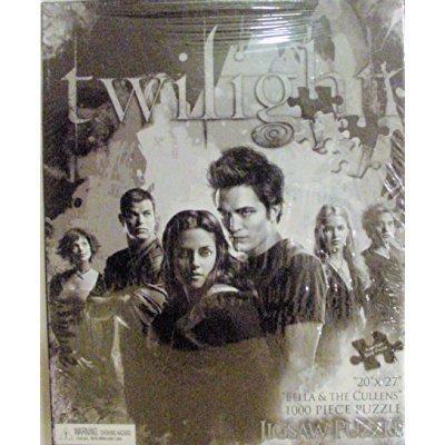 """Twilight Puzzle BTS """"Bella & Cullens"""" AFL - image 1 de 1"""