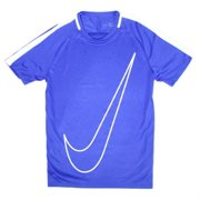 Mens Activewear Top Large Dri Fit Short Sleeve Logo Tee L