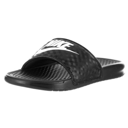 Women's Benassi JDI Sandal (5 B(M) US Black/White)