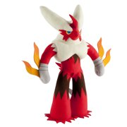 Pokemon XY Mega Blaziken Training Plush