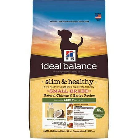 Ideal Balance Slim And Healthy Dog Food Reviews