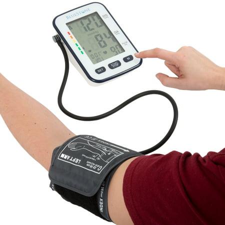 Wristech Blood Pressure Monitor Walmart Com