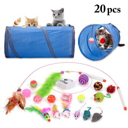 Jeu de jouet pour chat Drôle Creative Interactive Chaton Jouet Jouet pour chat à mâcher pour animaux de compagnie - image 1 de 15