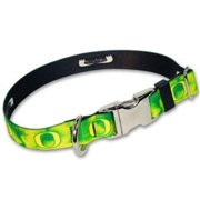 Strapworks AC-PLC112-XL 1. 5 W inch Premier Line Adjustable Collar Collegiate - Oregon, Extra Large