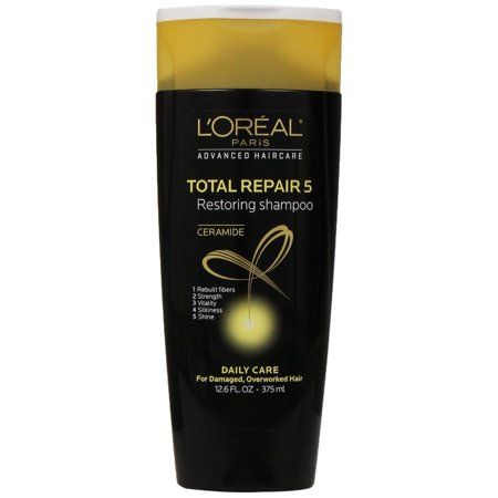L'Oreal Advanced Total Repair 5 Restoring Shampoo 12.6