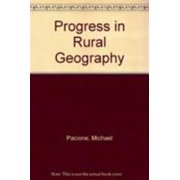 Progress in Rural Geography