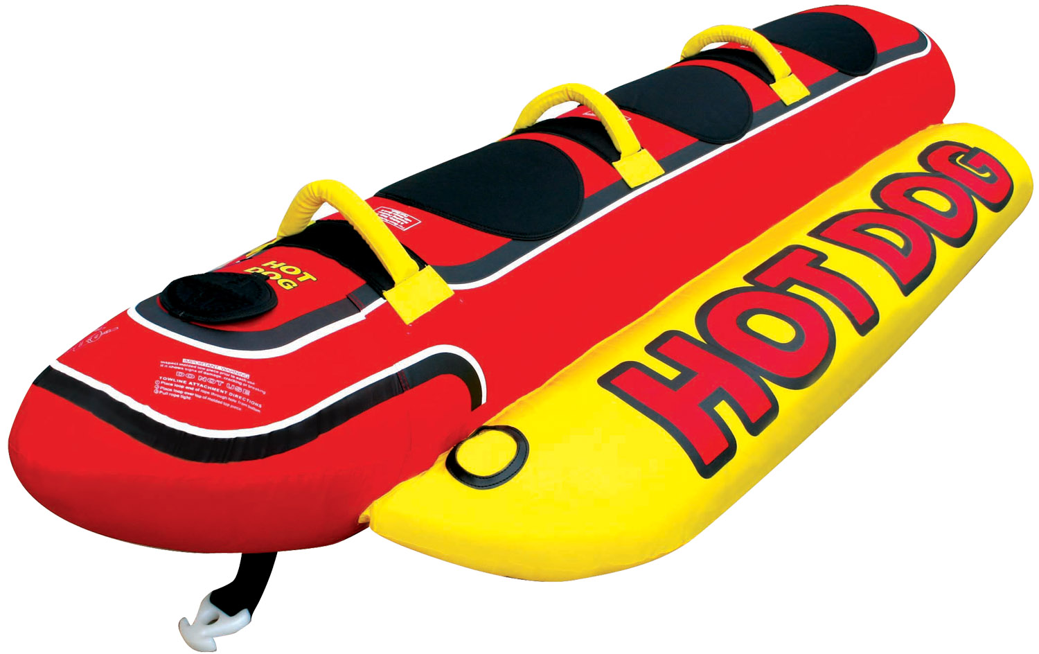 Hot Dog Towable by AIRHEAD SPORTS GROUP