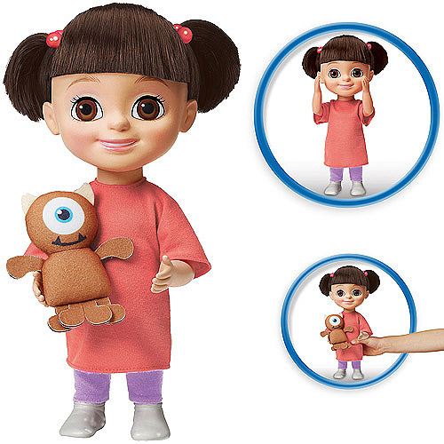 Monsters, Inc. Peek-A-Boo Boo Feature Doll