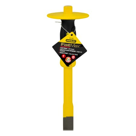 STANLEY FatMax 16-332 1-Inch X 12-Inch Cold Chisel With Bi-Metal Guard