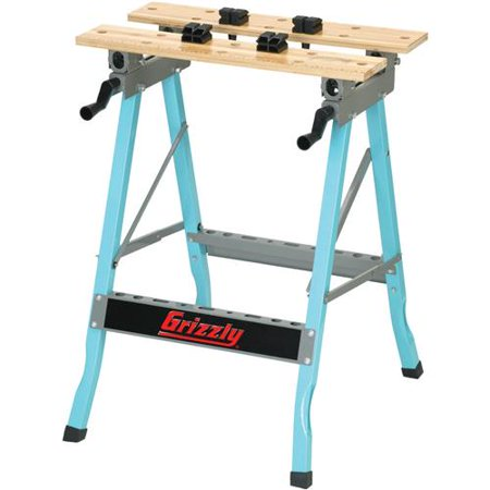 Grizzly Industrial G8586 Portable Clamping Workbench