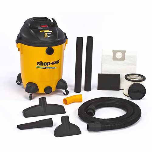 Shop-Vac Wet/Dry Vac with Built-in Pump