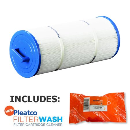 - Pleatco Cartridge Filter PPM50SC-F2M 50 sq ft Marquis Leisure Bay Dynasty Spas R173584 w/ 1x Filter Wash