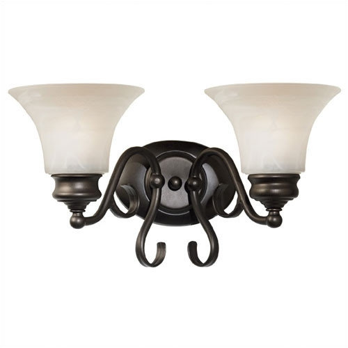 Wildon Home  Bryant 2 Light Wall Sconce
