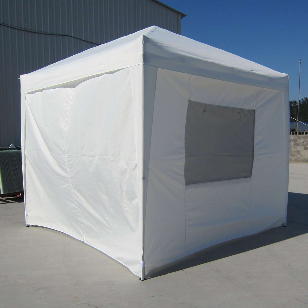 Big Sale!Quictent Privacy 8'x8' EZ Pop Up Party Tent Canopy