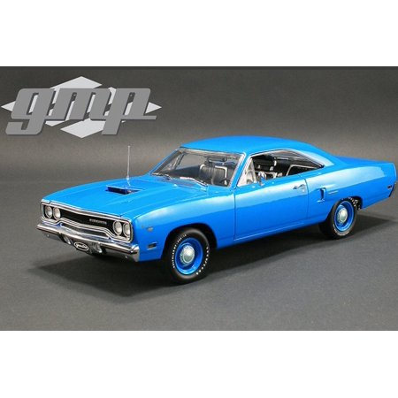 1970 plymouth road runner blue greenlight 18801 1 18. Black Bedroom Furniture Sets. Home Design Ideas