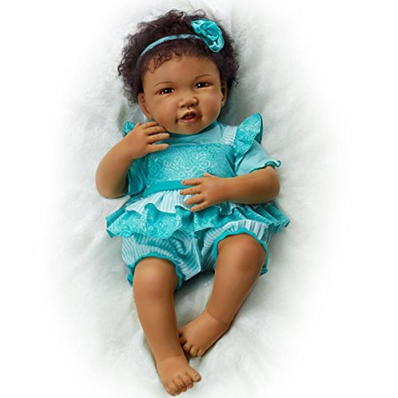 Doll: Destiny So Truly Real Baby Doll by The Ashton-Drake...