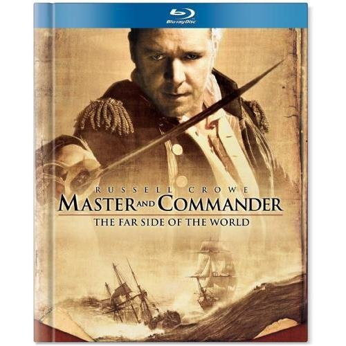 Master And Commander: The Far Side Of The World (Limited Edition) (Blu-ray Book) (Widescreen)
