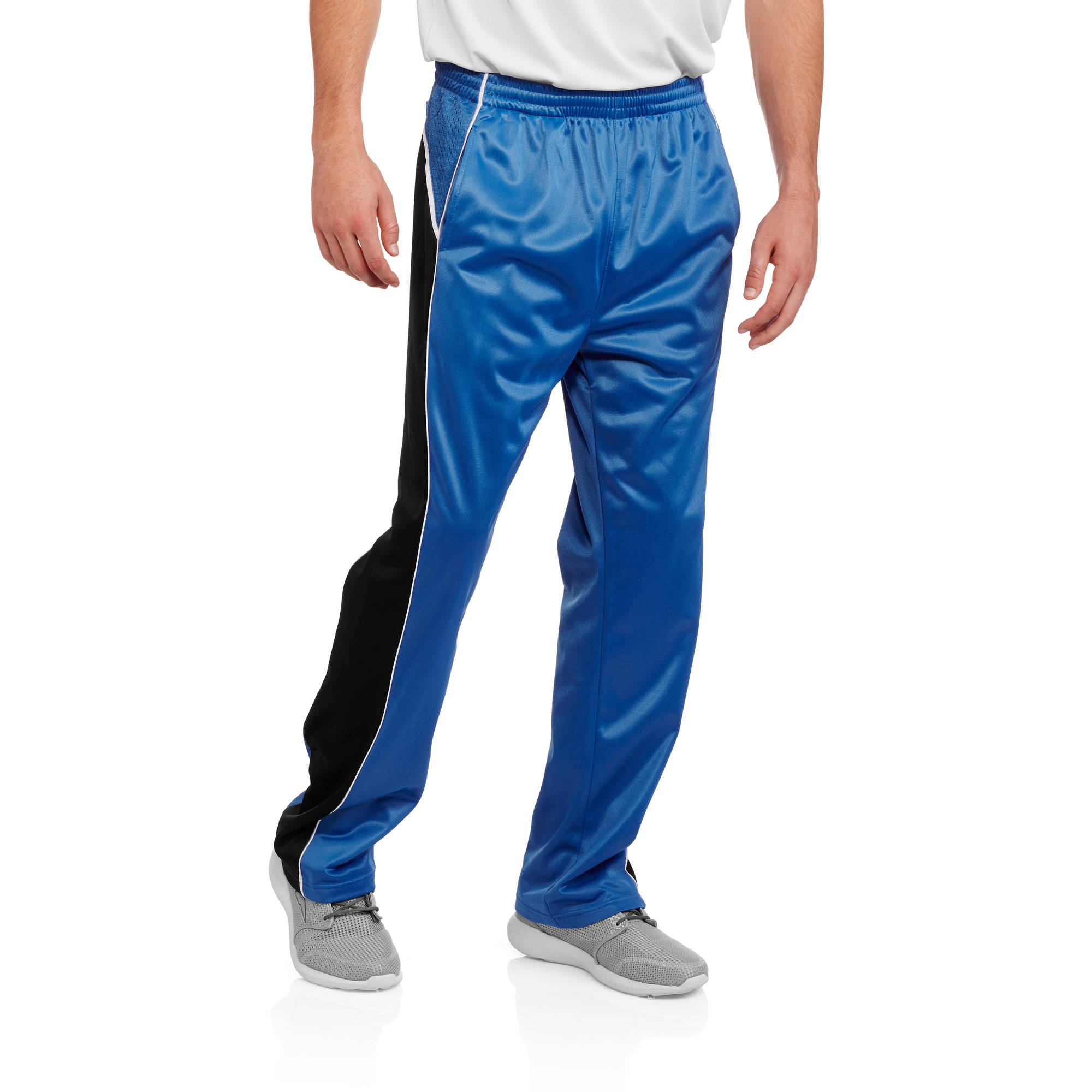 Four Cast Big Men's Tricot Track Pants, 2XL