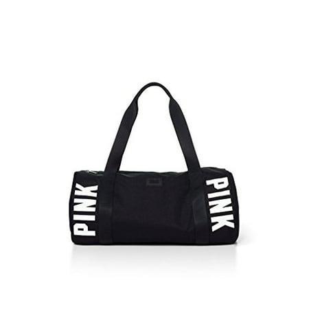 279d7ed9cf Victoria s Secret PINK Gym Duffle Bag - Black - Walmart.com