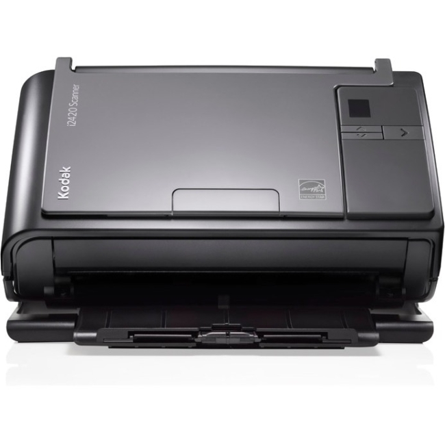 Kodak I2420 Sheetfed Scanner - 600 Dpi Optical - 48-bit Color - 8-bit Grayscale - 40 - 40 - Usb (1506369)