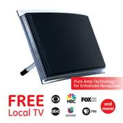GE Pro Crystal HD Indoor TV Antenna, 50 Mile Range, VHF/UHF HDTV, 34134