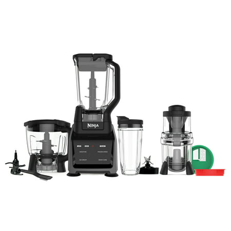 Ninja Megaphone - Ninja Intelli-Sense Kitchen System with Auto-Spiralizer (CT682SP)