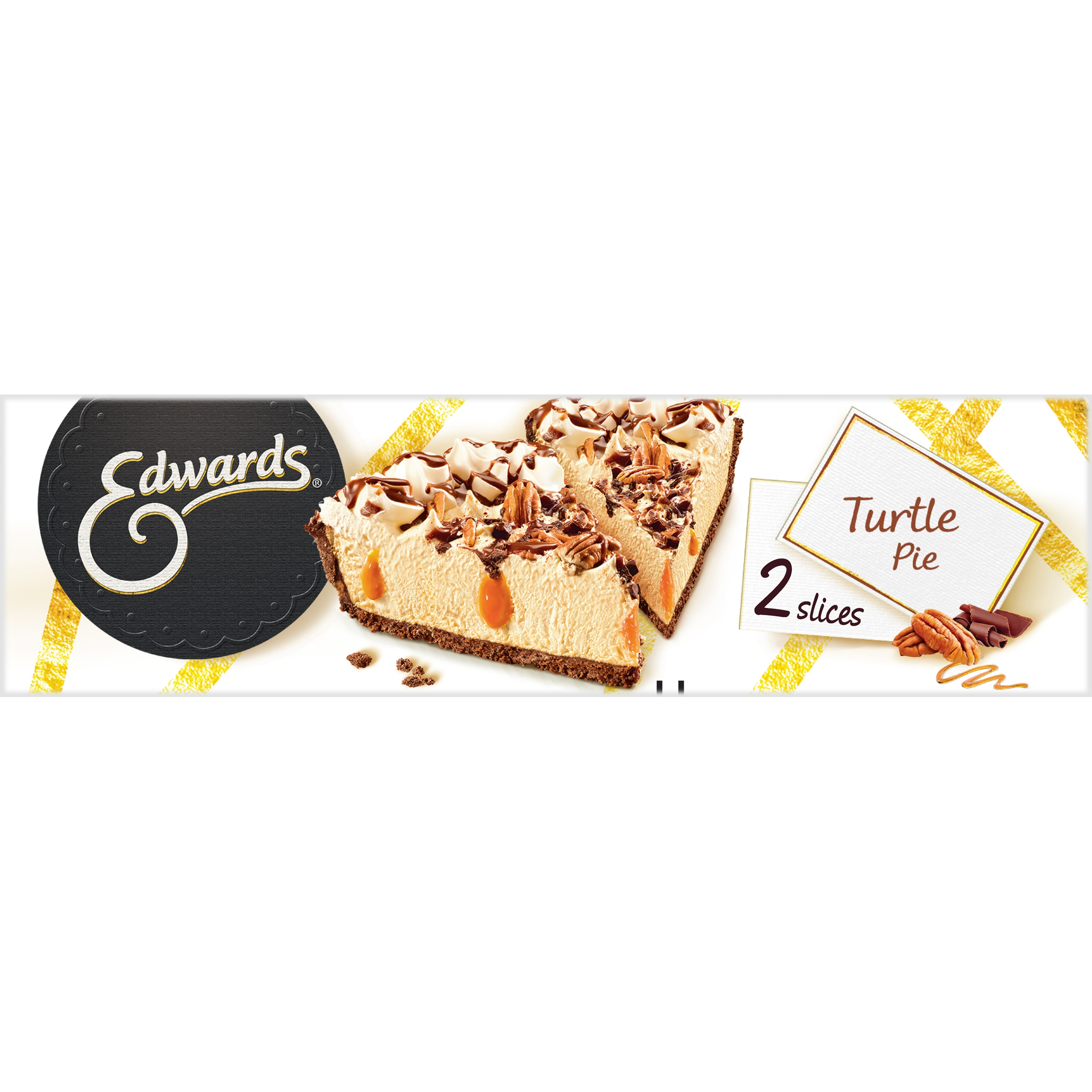 Edwards Turtle Pie 5.4 oz. Box - Walmart.com