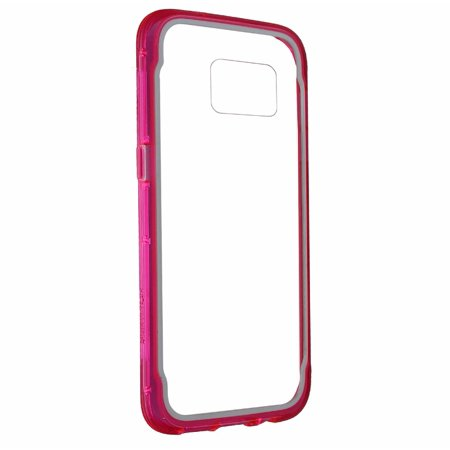 Griffin Cell Case for Samsung Galaxy S7 Edge - Pink/White/Clear - image 1 of 1